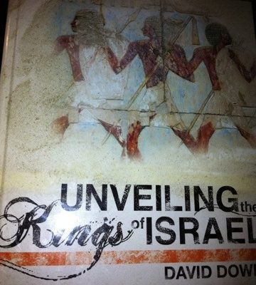 Book Review:  Unveiling The Kings Of Israel by David Down