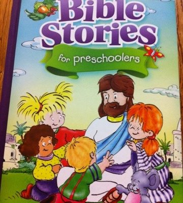 Book Review:  Bible Stories For Preschoolers