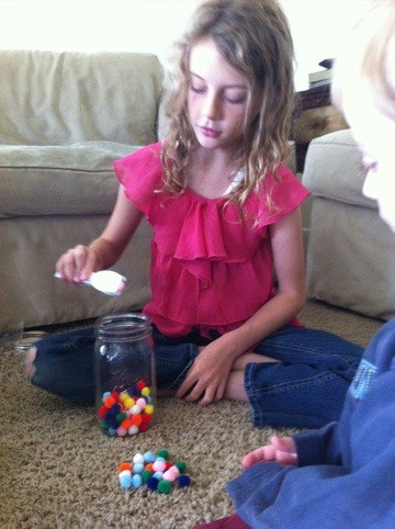 Occupational Therapy for developmental delays in fine motor skills