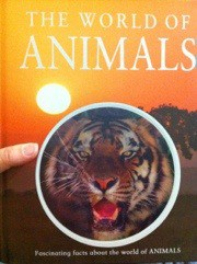 Book Review:  The World of Animals by Master Books