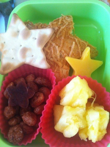 Star Bento Box: Based On Bible Verse about Complaining - Encouraging Your Kids to Stop Complaining!