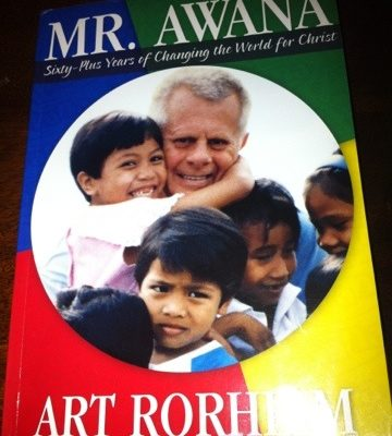 Book Review:  Mr. Awana by Art Rorheim