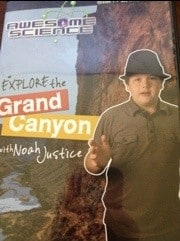 Product Review:  Awesome Science: Explore The Grand Canyon with Noah Justice