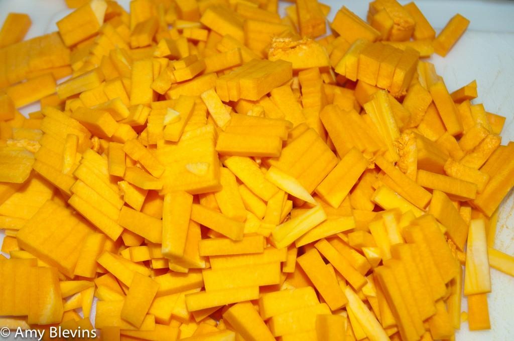 Butternut Squash Diced