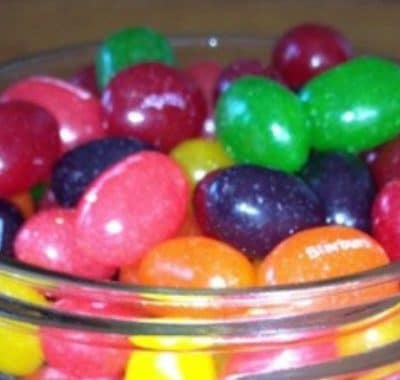 Jelly Bean Clean from #HSencouragement