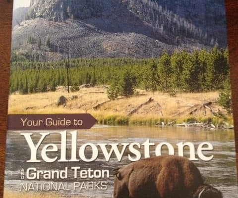 Book Review:  Your Guide to Yellowstone and Grand Teton National Parks by True North