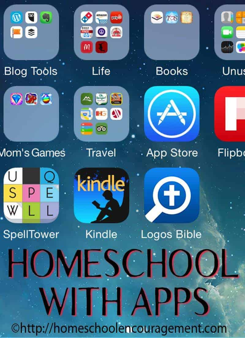 Homeschool With Apps