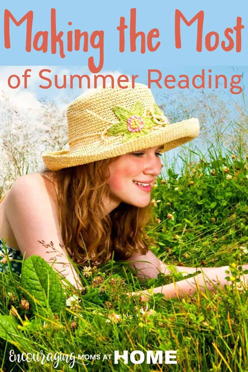 Are your kids reading over the summer? Here is a simple idea to make the most of the reading they accomplish.