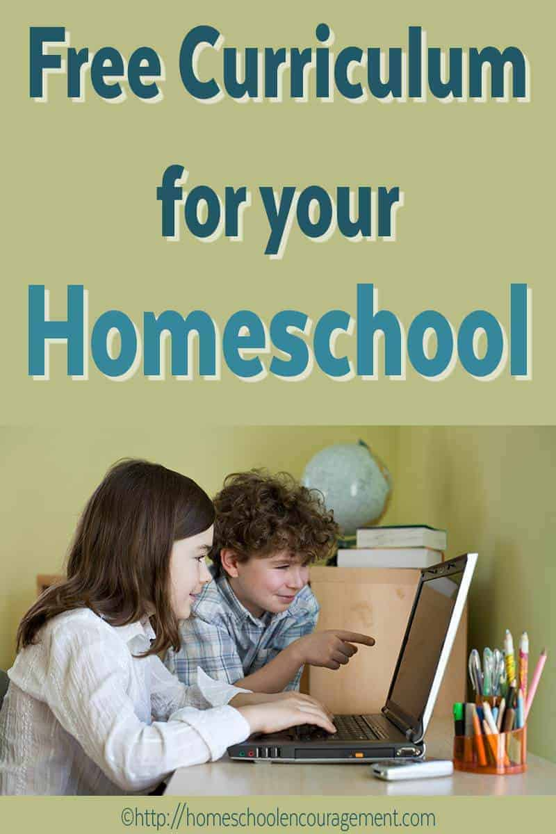 Free Homeschool Curriculum for your tight Homeschool Budget - spend your $$ wisely!