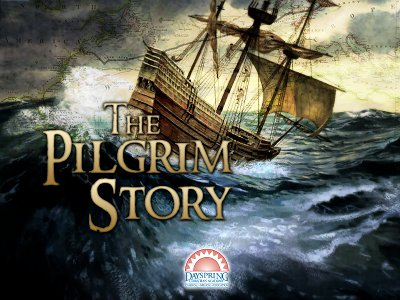 Product Review:  The Pilgrim Story Online Course from Dayspring Christian Academy