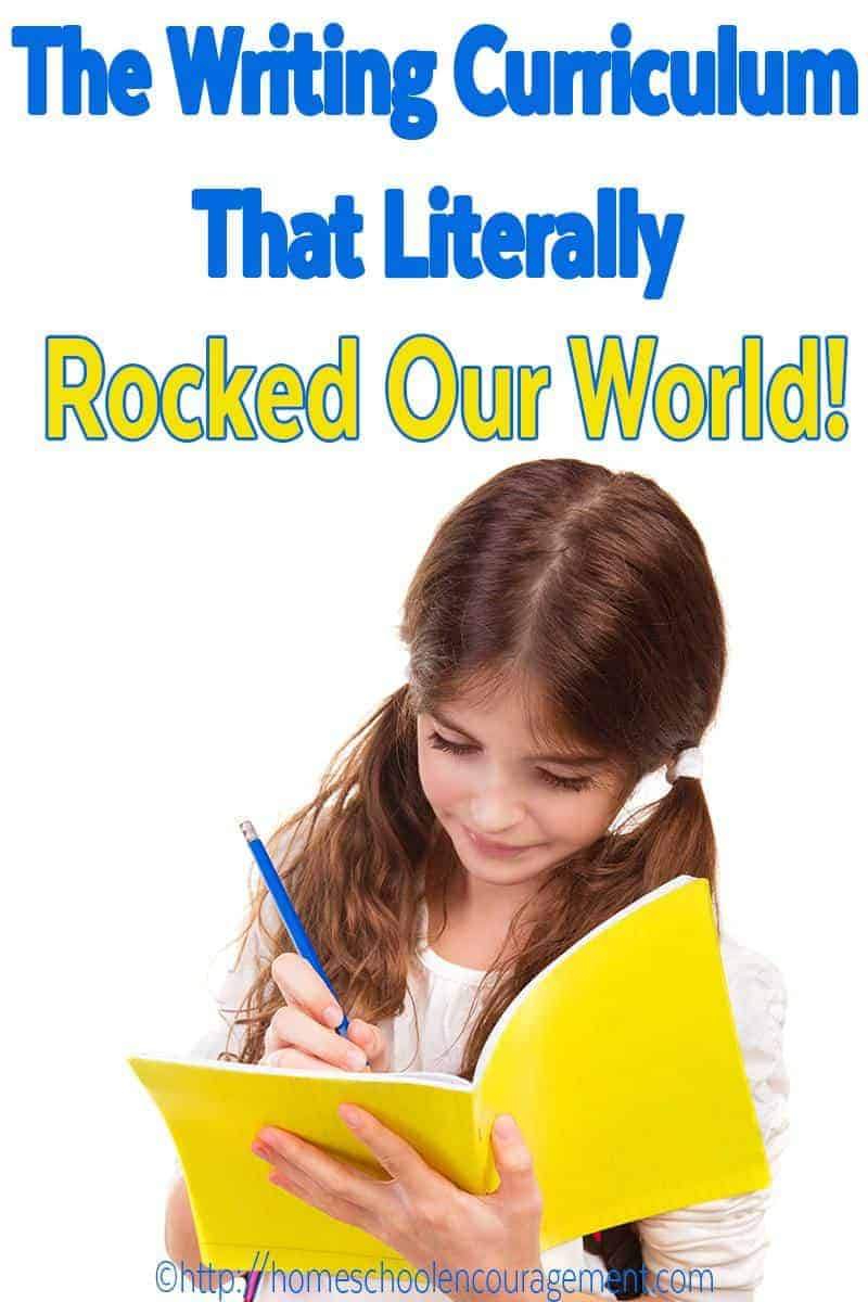 Homeschool Writing Curriculum - awesome for tweens and young teens.
