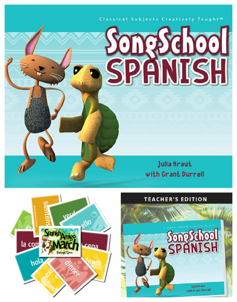 Song School Spanish by Classical Academic Press (Image)