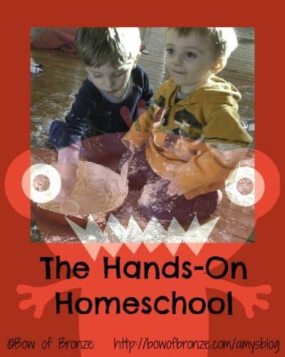 Hands-On Homeschool