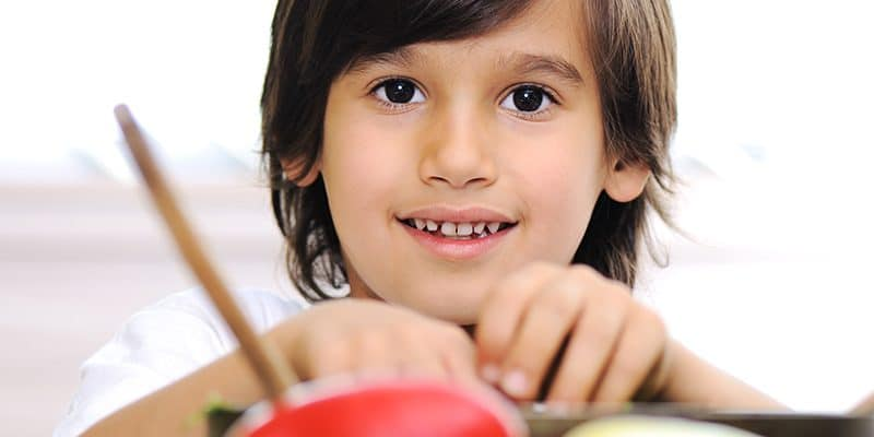 Creative Learning in the Kitchen - a list of 10 fabulous ideas for learning without cooking!