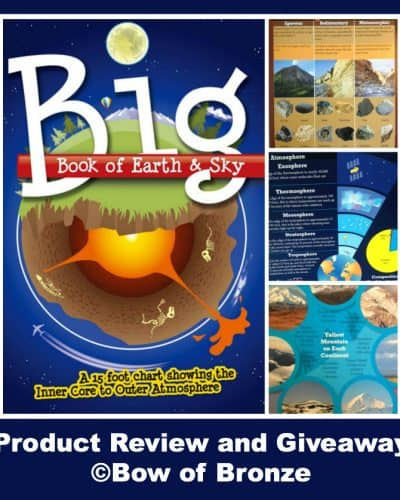 Big Book of Earth and Sky by Master Books