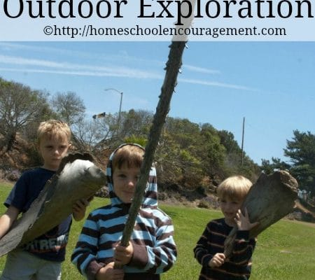 Outdoor Exploration for Kids