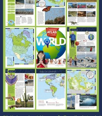 Book Review: Children's Atlas of God's World by Craig Froman