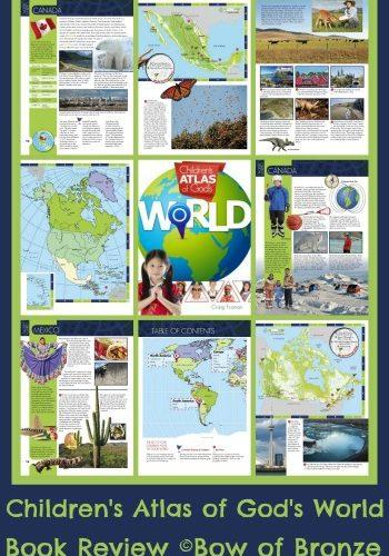 Children's Atlas of God's World (image)
