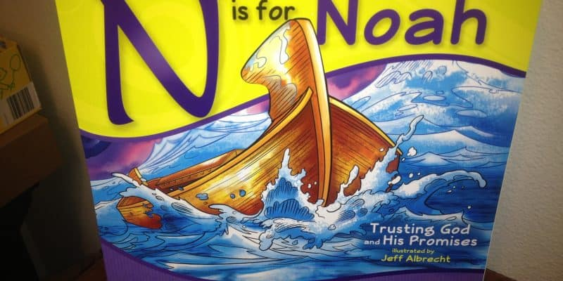 Book Review: N is for Noah by Ken and Mally Ham