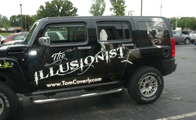 All in for Jesus –  Tom Coverly: The Illusionist