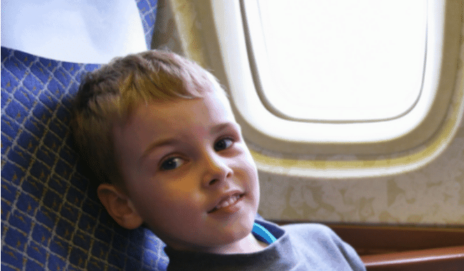 Flying with Children: Air Plane Travel – Preparation and Supplies
