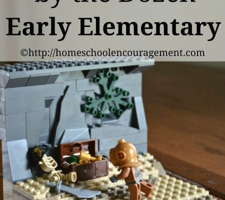 Free LEGO Printables for Early Elementary