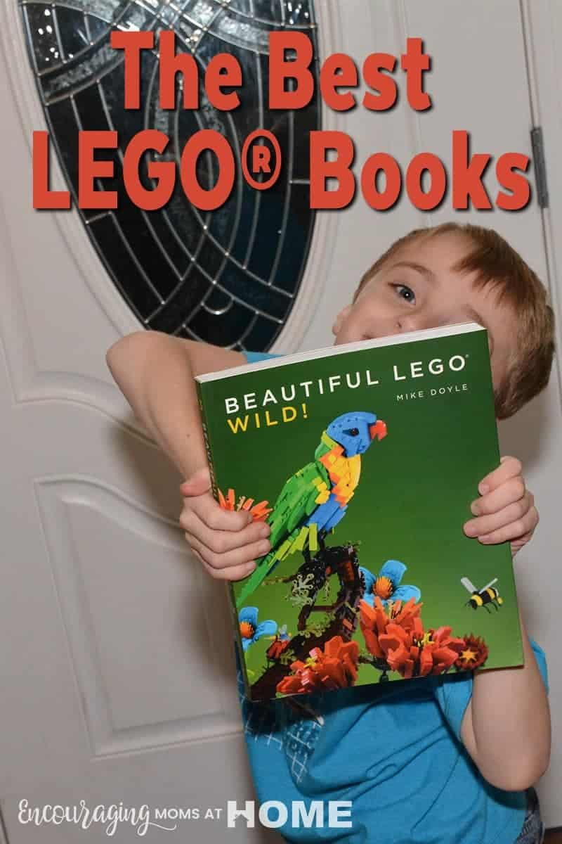 15 Educational LEGO Books Your Kids Will Love! (w/Free Printable)