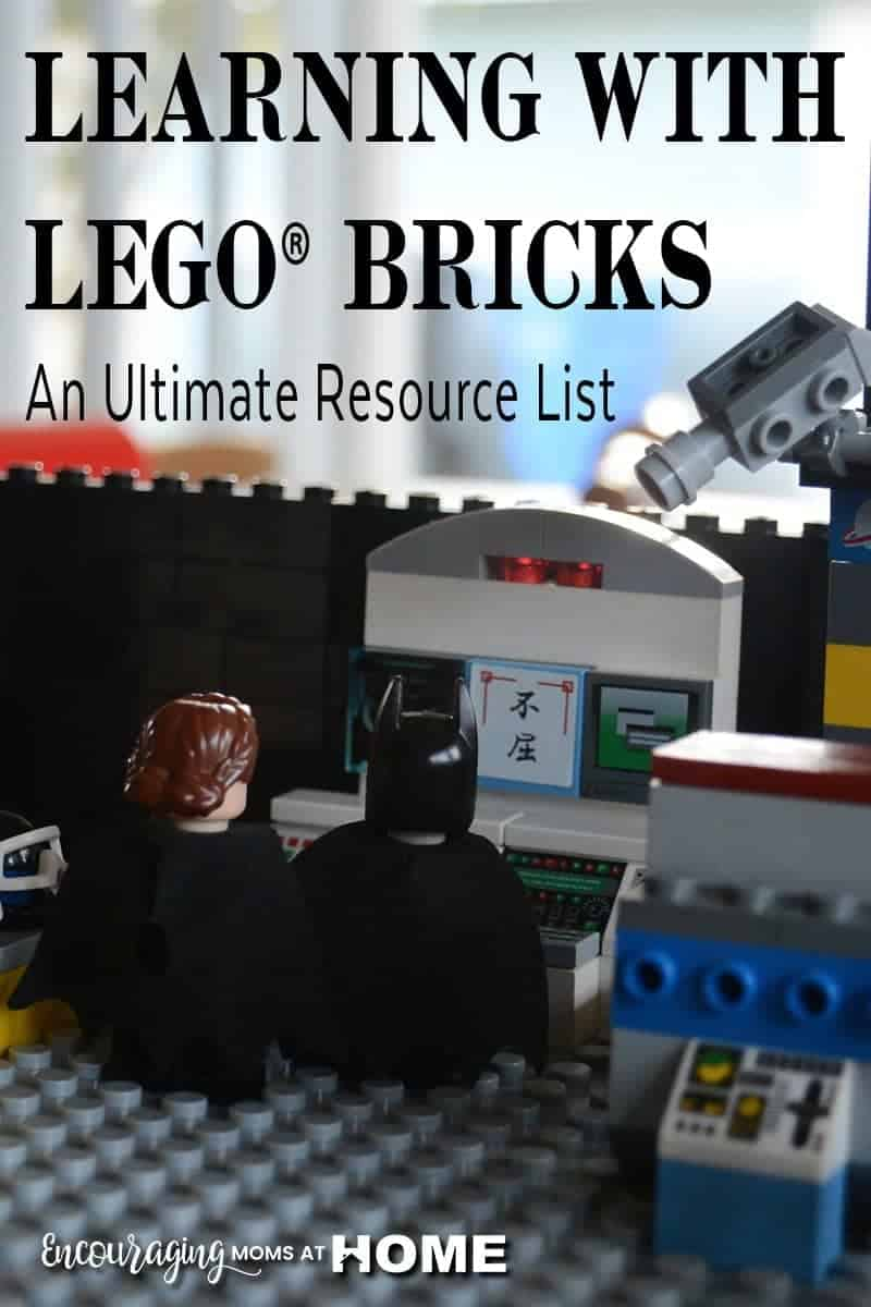 Free LEGO Learning Activities and printables