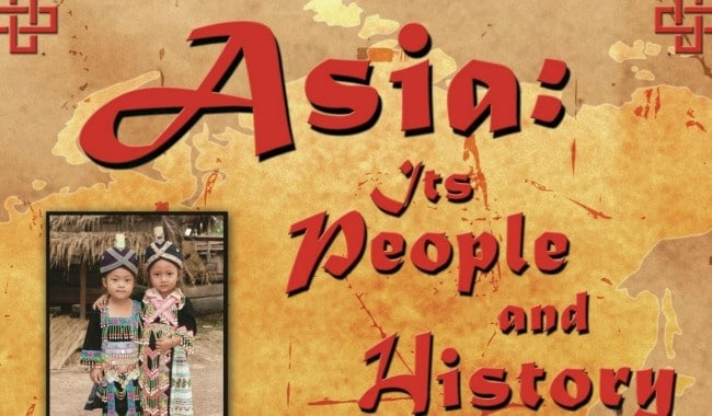 Book Review: Asia, It's People and History by Bonnie Rose Hudson