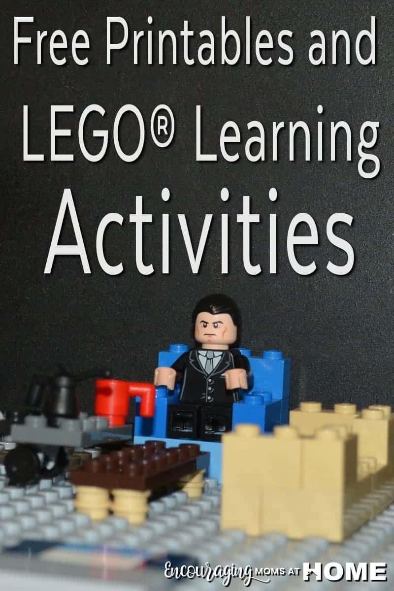 Free Ideas for LEGO Learning