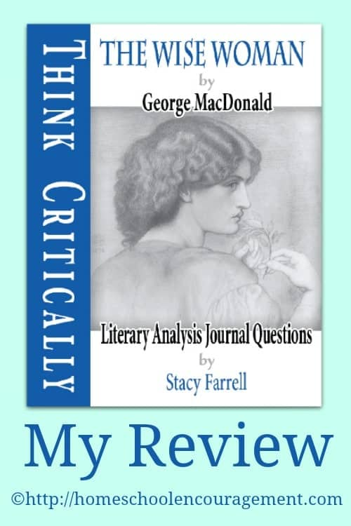 The Wise Woman with Literary Analysis Journal Questions by Stacy Farrell -- my review