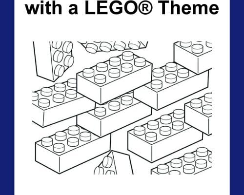 Free Writing Prompts with a LEGO® Theme (Printables)