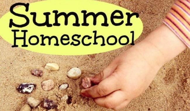 Summer Homeschooling Roundup