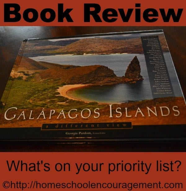 Galapagos Islands: A Different View  #creation #homeschool