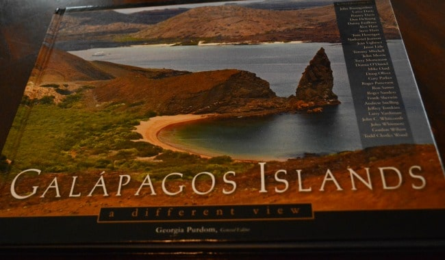The Astonishing World of the Galapagos Islands: a Book Review
