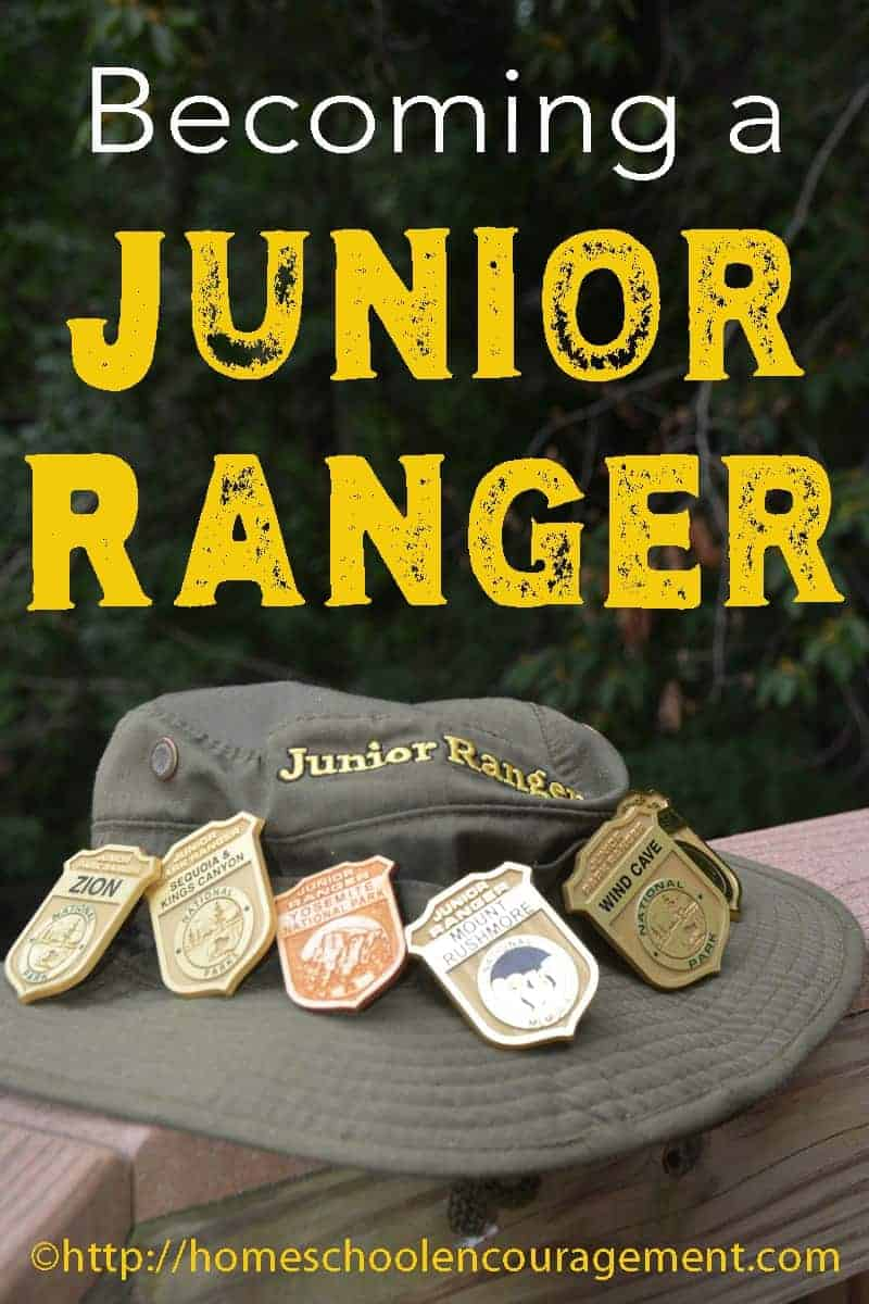 Becoming a Junior Ranger at our National Parks in the United States is a privilege and honor and a learning experience.
