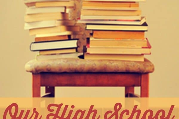 Our High School Reading List (Many Free for Kindle!)