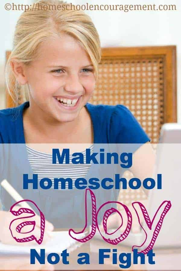 Struggling with attitudes during school days can be a drag for everyone. Teen writer Clara Blevins discusses how to take the fight out of the homeschool day.