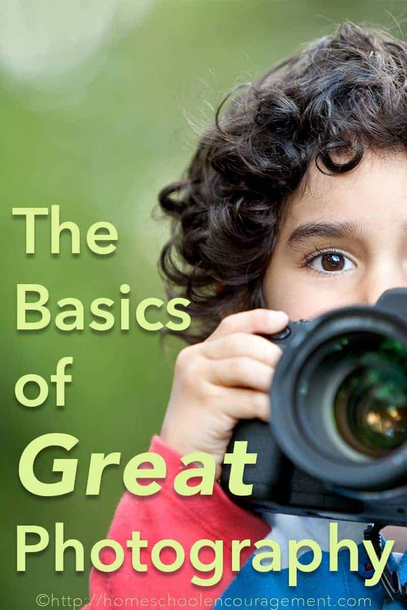 A discussion of the basics - the fundamentals of photography. A wonderful starting point as you learn to take pictures!