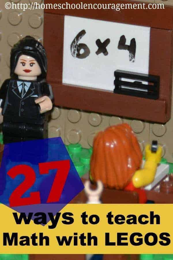 27 Fun and engaging Ways to teach LEGO Math