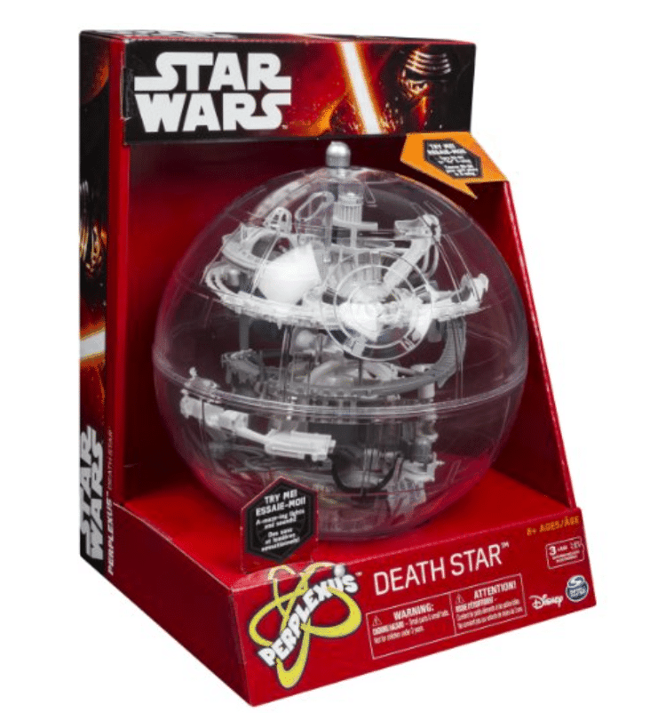 Perplexes Death Star Puzzle