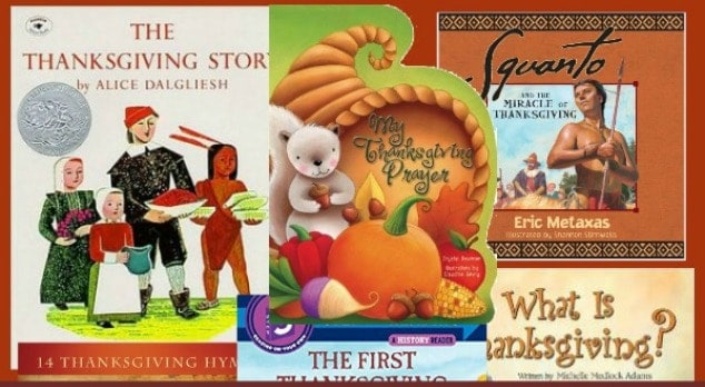 Our Favorite Thanksgiving Books and Resources