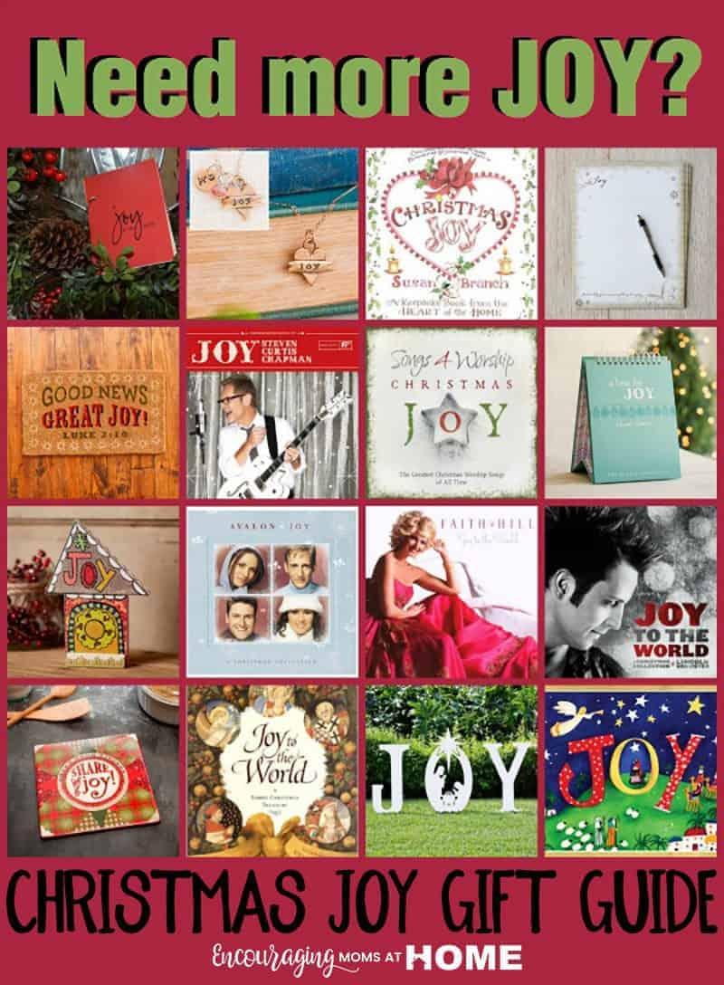 Christmas Joy Gift Guide for Moms
