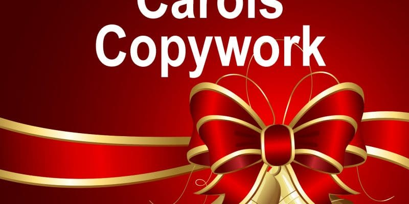 Joy to the World – Free Christmas Carols Copywork
