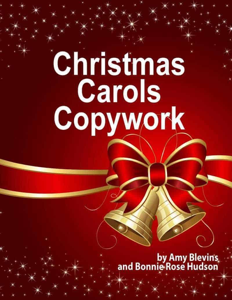 Joy to the World - Free Christmas Carols Copywork