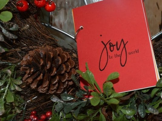 Christmas Joy – Unique Gifts for Moms 2016
