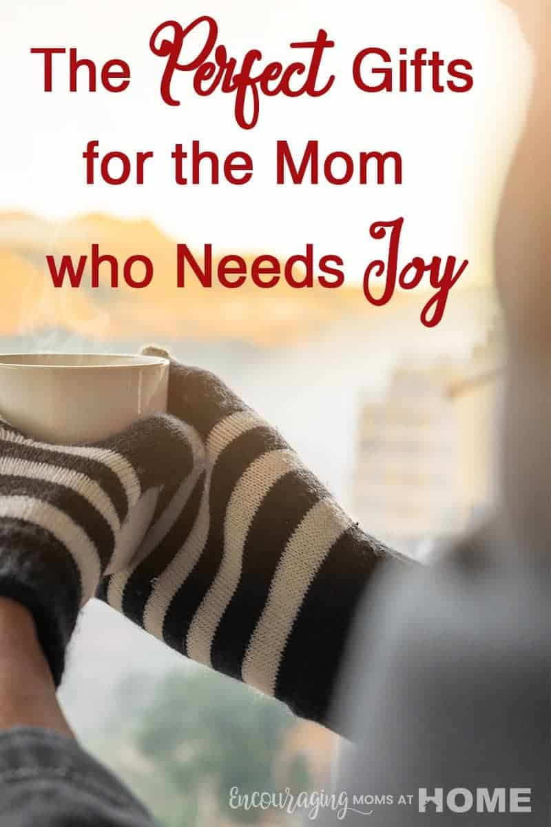 Christmas Joy - Unique Gifts for Moms 2015