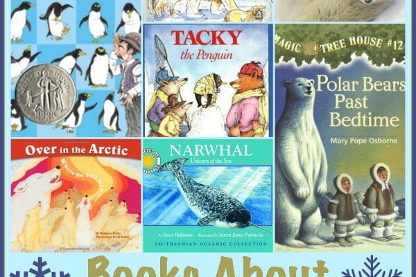Arctic Animals Unit Study and Printables
