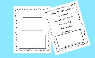 Motivate Your Child -- Free Printable.