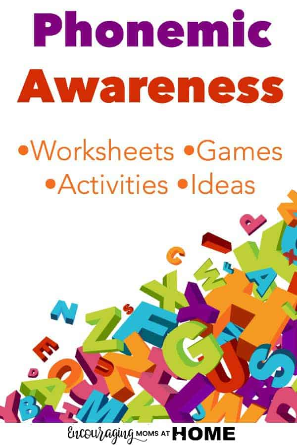 Printables Free Phonemic Awareness Worksheets phonemic awareness free worksheets for kids